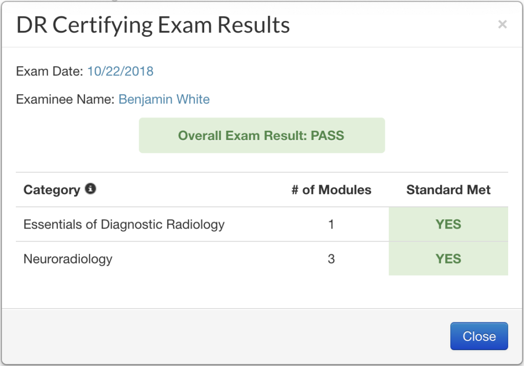 Journey to the ABR Certifying Exam | ben white